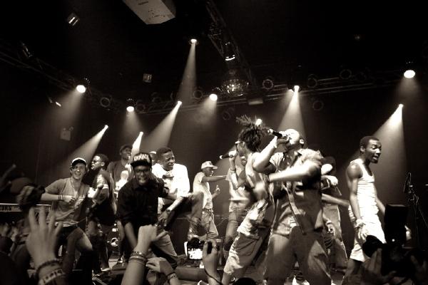 phony ppl devil remix OTTN: Tracklist and Artist Profiles