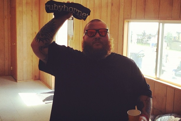 action bronson soundset [Video] Action Bronson: Back Room Freestyle