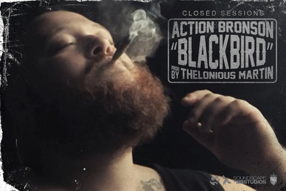 AB CS2 cover1 [Closed Sessions] Action Bronson: Blackbird (prod by Thelonious Martin)
