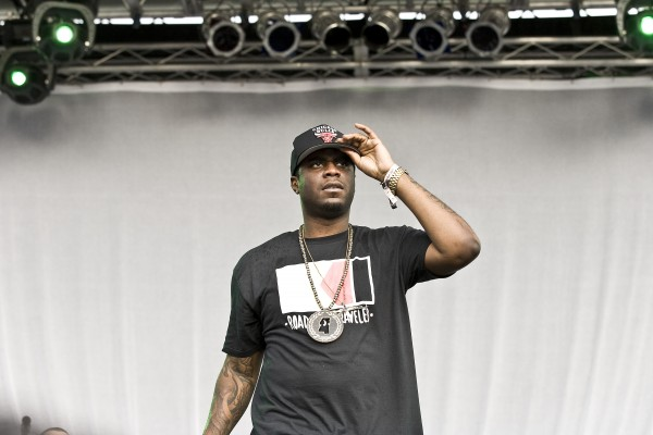 Big KRIT Pitchfork 2012