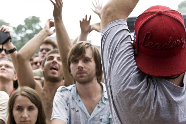 Pitchfork 2012 Stefan Klapko