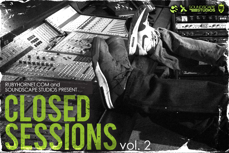 CS2 cover [Artwork x Tracklist] Closed Sessions Vol. 2