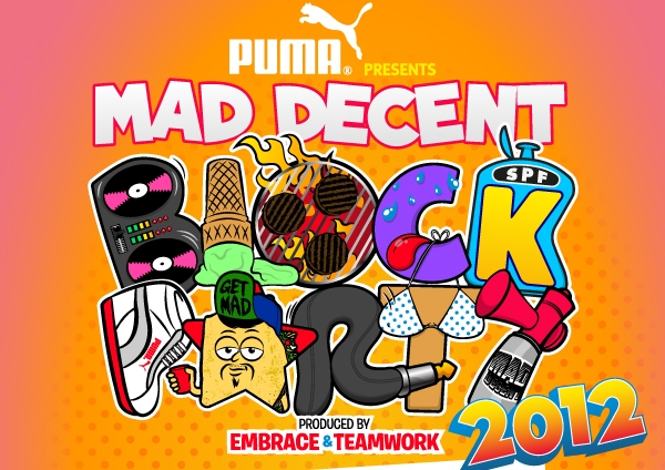 block party [RH Events] Mad Decent Block Party Chicago