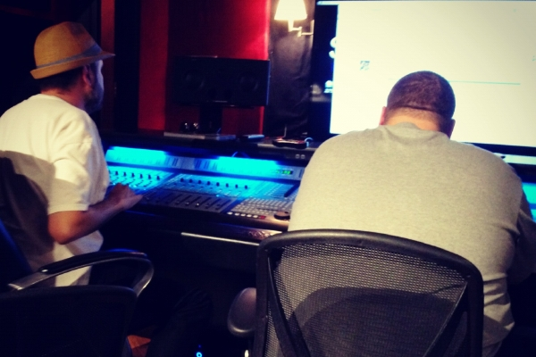 bronson2 [Photos] In Studio with Action Bronson