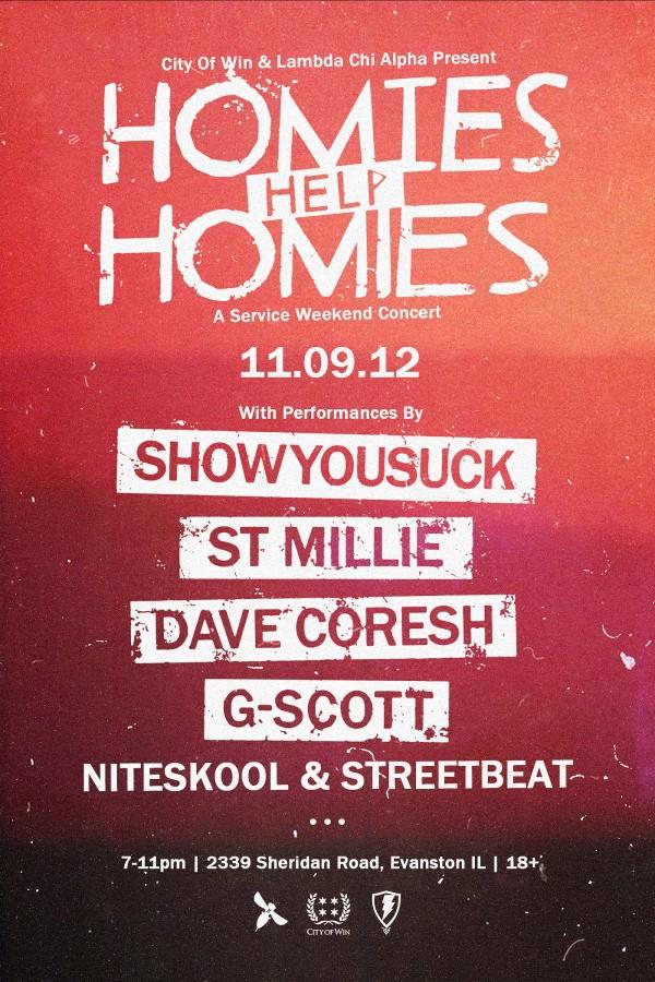 [RH Events] ShowYouSuck Live @ Northwestern
