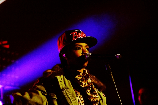 Hill3 [RH Photos] Nas & Lauryn Hill Live @ The Congress