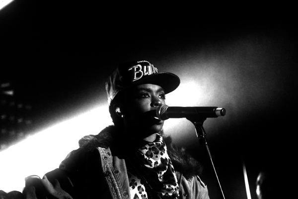 Hill4 [RH Photos] Nas & Lauryn Hill Live @ The Congress