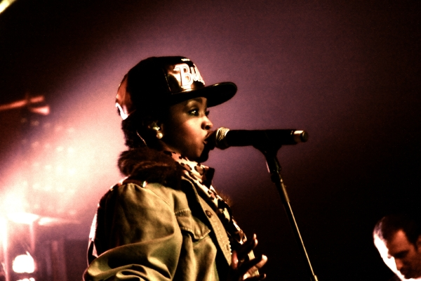 Hill5 [RH Photos] Nas & Lauryn Hill Live @ The Congress