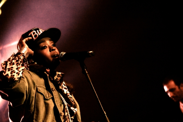 Hill8 [RH Photos] Nas & Lauryn Hill Live @ The Congress