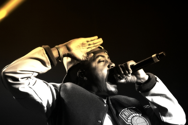 Nas1 [RH Photos] Nas & Lauryn Hill Live @ The Congress