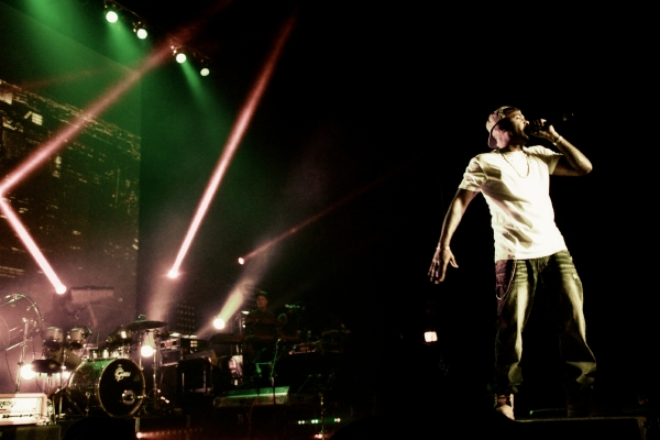 Nas16 [RH Photos] Nas & Lauryn Hill Live @ The Congress