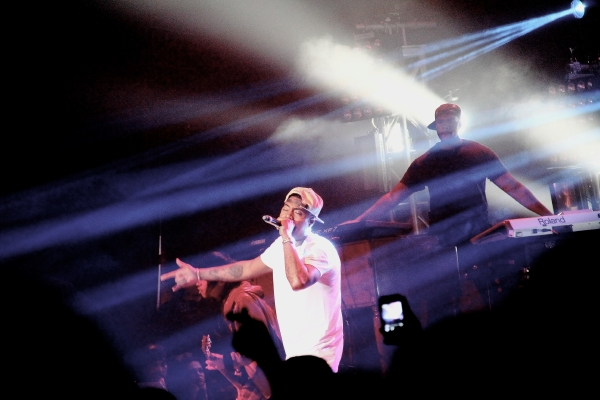 Nas20 [RH Photos] Nas & Lauryn Hill Live @ The Congress