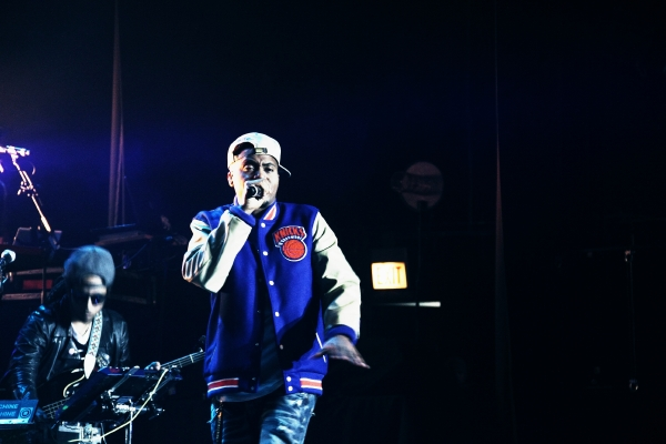 Nas28 [RH Photos] Nas & Lauryn Hill Live @ The Congress