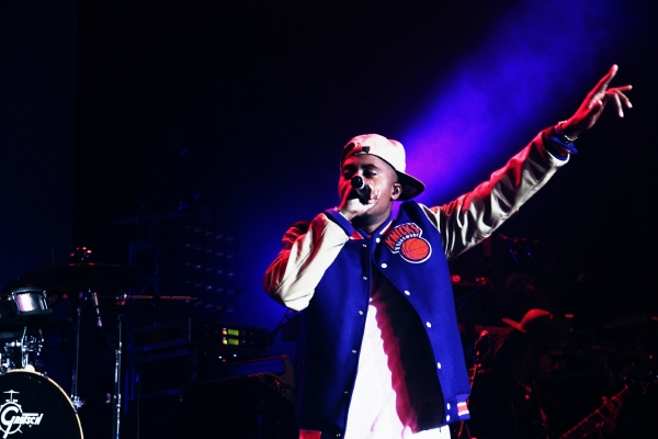 Nas8 [RH Photos] Nas & Lauryn Hill Live @ The Congress