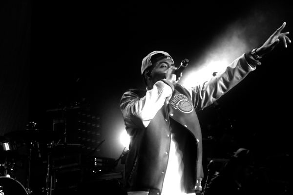 Nas9 [RH Photos] Nas & Lauryn Hill Live @ The Congress