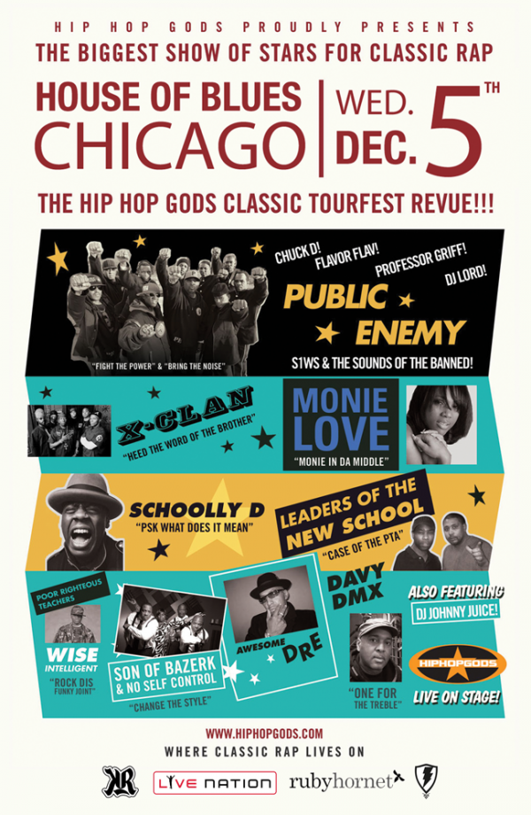 public enemy hob e1353437159184 [RH Contest] Win Tix To Public Enemy At House of Blues