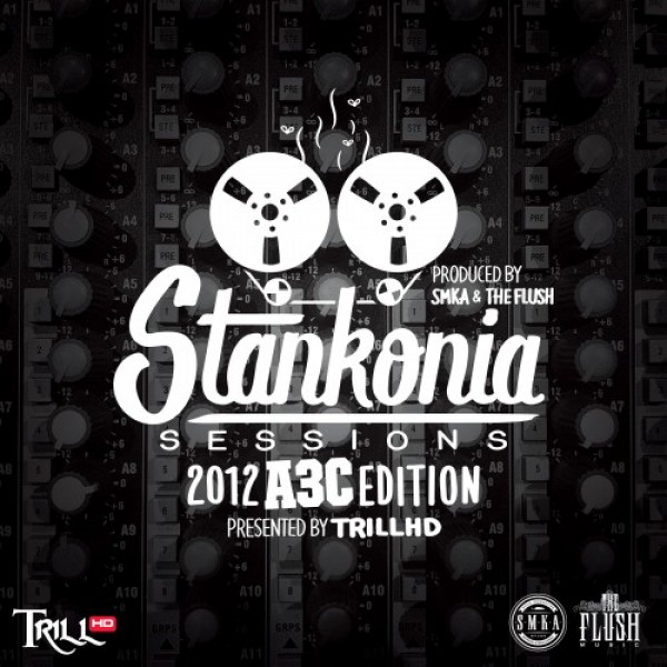 smka flush e1354053041292 [Mixtape] SMKA x The Flush: Stankonia Sessions A3C 2012