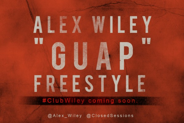 Alex Wiley GUAP ART e1354737490260 Alex Wiley: Guap Freestyle