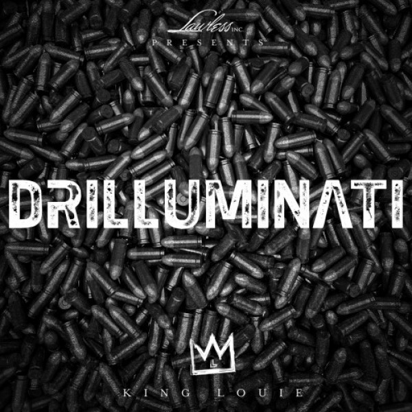 King Louie Drilluminati front large e1355245202363 [Mixtape] King Louie: Drilluminati