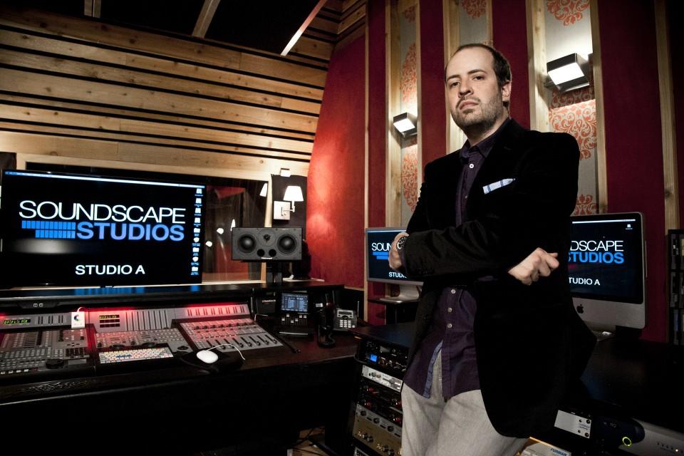 Michael Kolar - SoundScape Studios