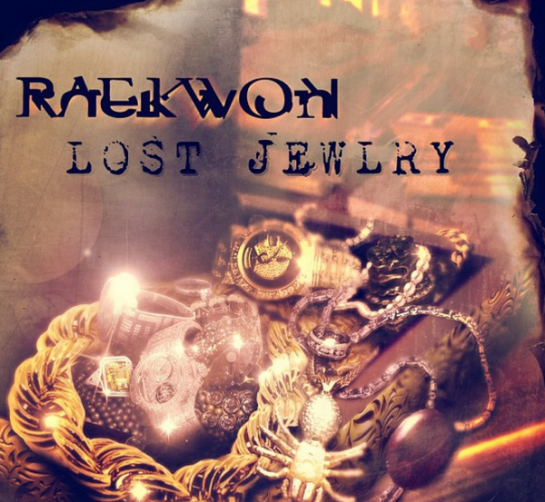 [Artwork] Raekwon: Lost Jewelry EP