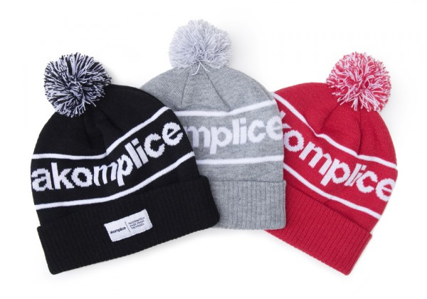 beanies e1355153360680 Akomplice x Trashhand: Holiday Lookbook