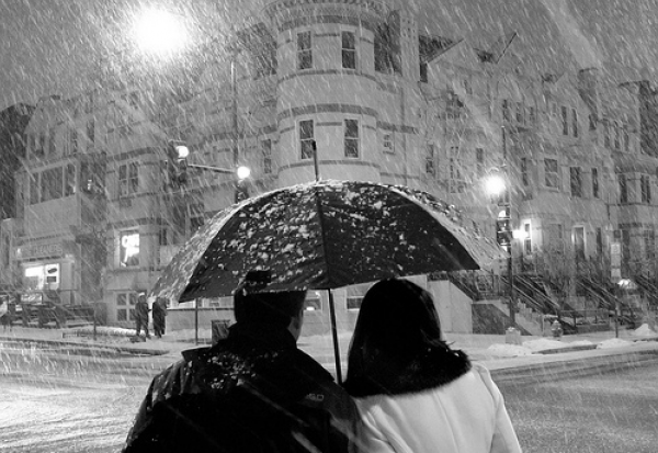 snow chicago e1355495875238 Slick G.: Winter In Chi City