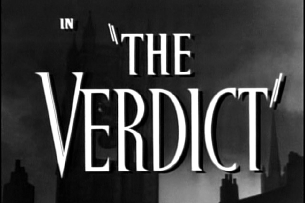 verdict1946dvdr Tay Olei: The Verdict