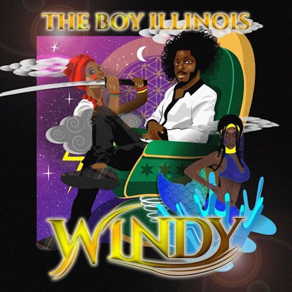 The Boy Illinois Gets Fierce on New Mixtape, Windy