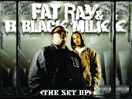 "fat ray blackmilk ""thesetup"""