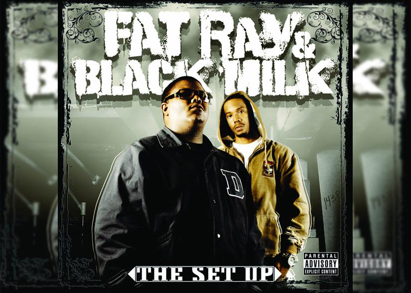 "fat ray blackmilk ""thesetup"""