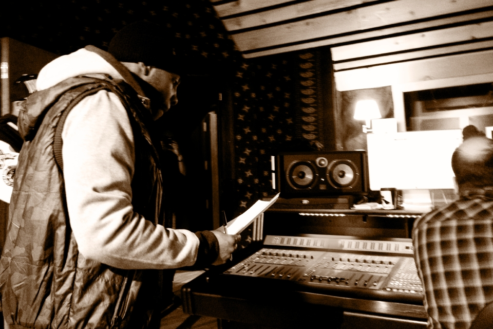 Jon Connor at Soundscape