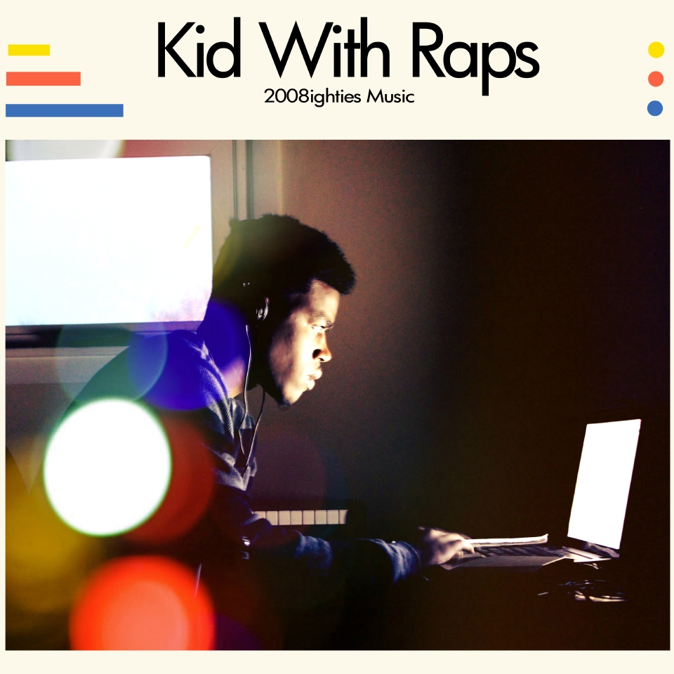 Calez Kid With Raps Cover