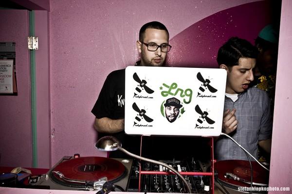 DJ RTC: RubyHornet Digital Freshness