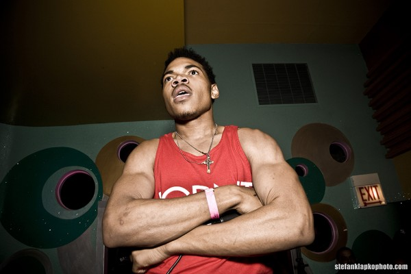 Chance The Rapper: RubyHornet Digital Freshness