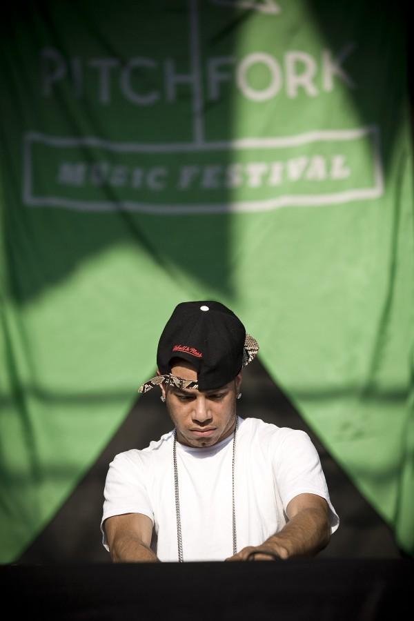 Araabmuzik pitchfork 2012
