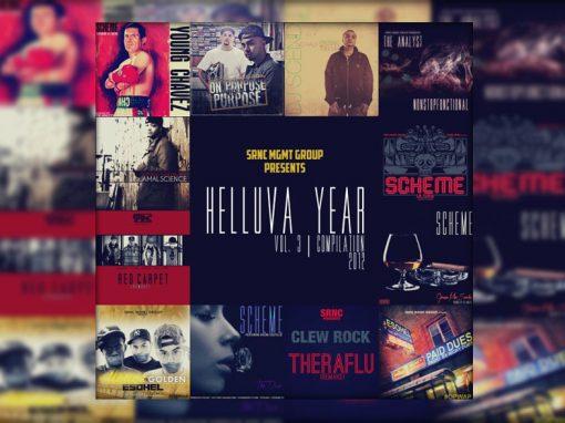 [Mixtape] SRNC: Helluva Year Vol. 3